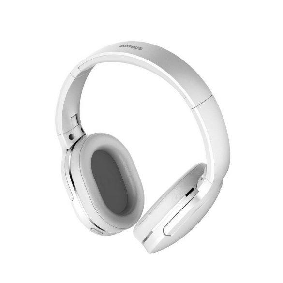 Baseus Encok Wireless headphone D02 White