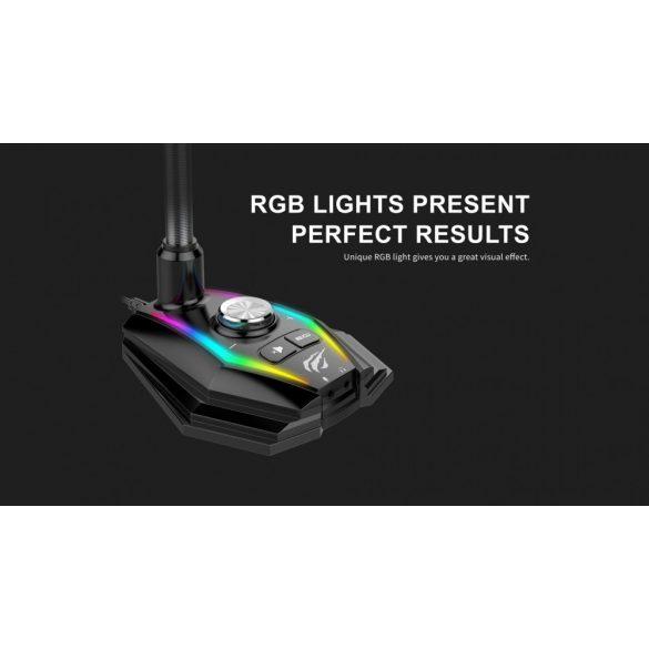 Havit GK56 RGB Gaming Microphone