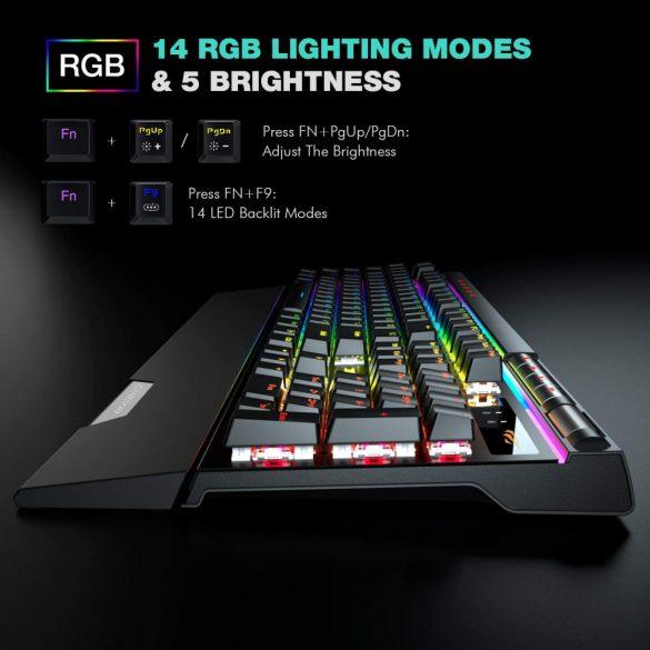 HAVIT KB462L RGB