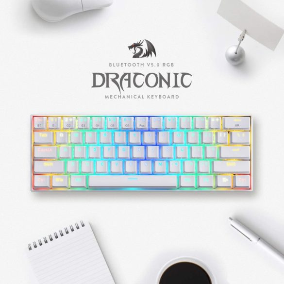 REDRAGON K530W DRACONIC RGB