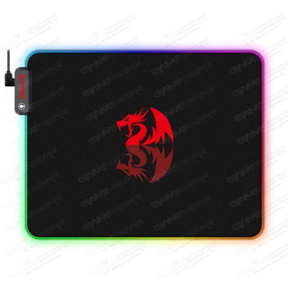 REDRAGON PLUTO P026 RGB MOUSE PAD ПОДЛОЖКА ЗА МИШКА