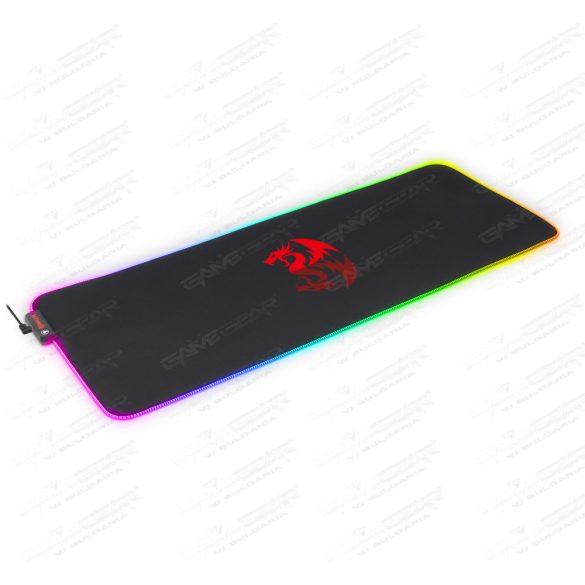 REDRAGON NEPTUNE P027 RGB MOUSE & KEYBOARD PAD ПОДЛОЖКА ЗА КЛАВИАТУРА И МИШКА